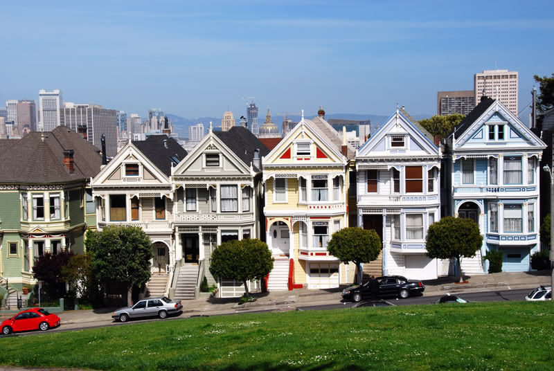 San francisco homes hit million dollar median milestone for Houses in san francisco