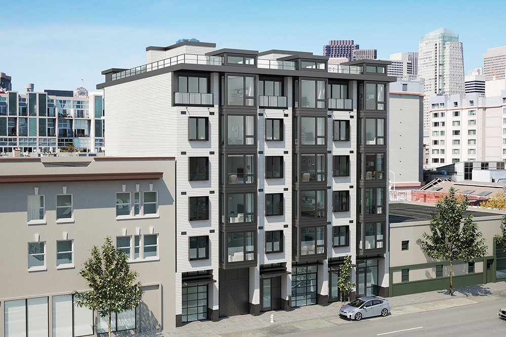 870 Harrison | New SOMA Construction