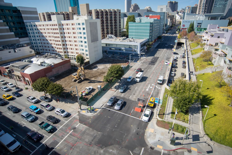 Central SoMa Subway Site Could Sprout A Tower