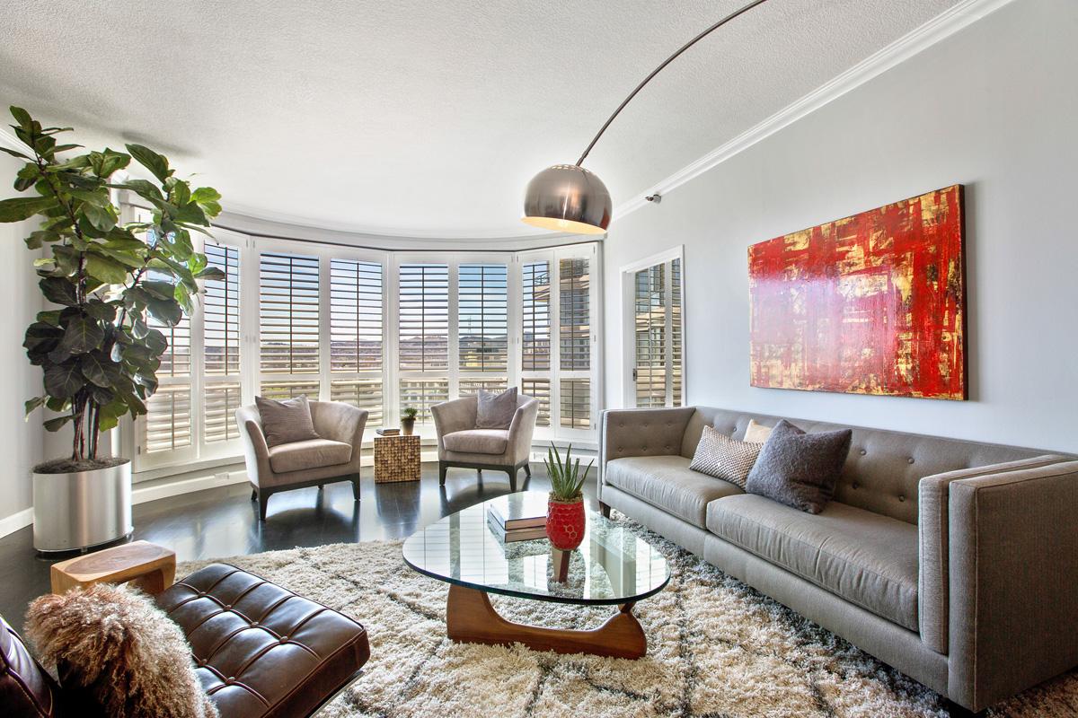 Luxe Open Floor Plan