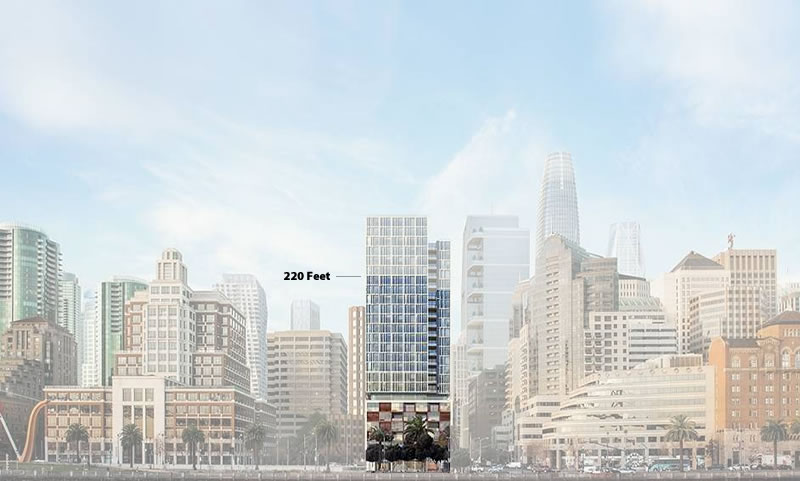Proposed Waterfront Condo Tower Cut To 20-Stories In Height