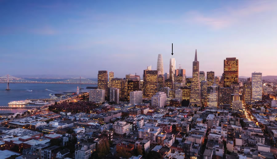 Plans For San Francisco's Second Tallest Tower Are Taking Shape