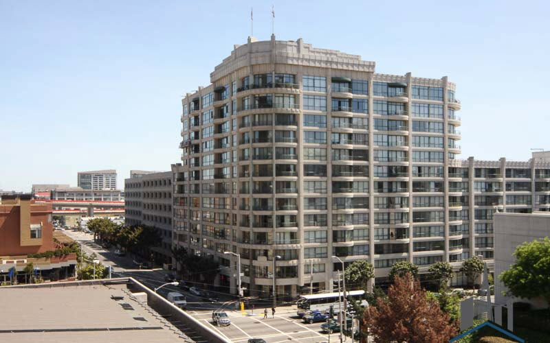LEASED – Museum Parc – 300 3rd St #609