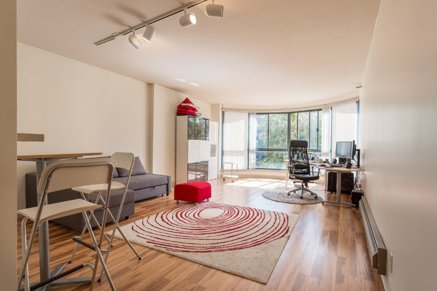 LEASED – 300 3rd St #615 – Museum Parc