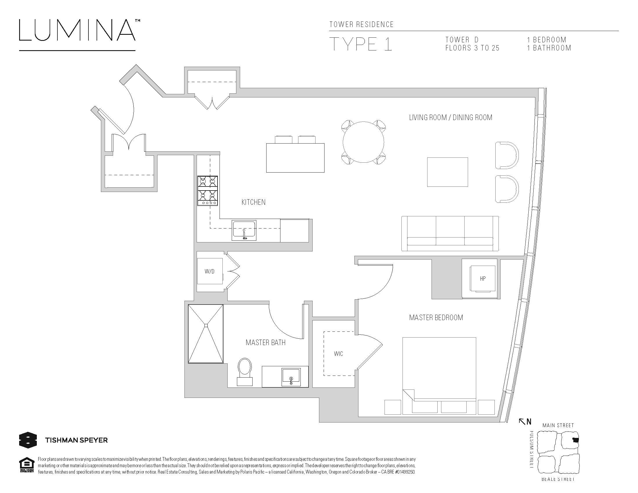 338 Main St., 23rd Floor – Lumina