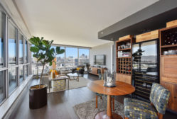LEASED – Breathtaking Views at Arden – 718 Long Bridge St #1405