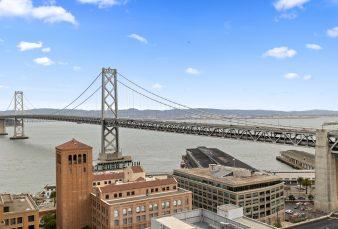 Lumina D Tower with bridge views